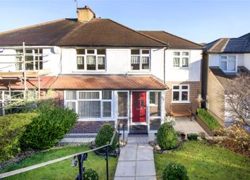 Thumbnail 4 bed semi-detached house for sale in Valley Road, Kenley