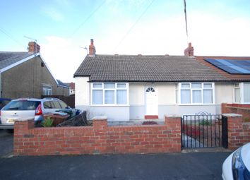 Thumbnail 3 bed bungalow for sale in Park Avenue, Fawdon, Newcastle Upon Tyne