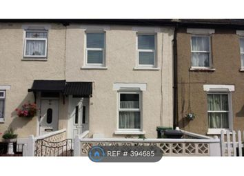 Thumbnail 3 bed terraced house to rent in Wycombe Road, London