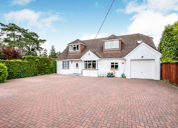 Priory Road, West Moors, Ferndown BH22. 5 bed bungalow for sale