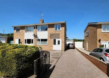Thumbnail 3 bed semi-detached house for sale in Nant Derw, Mold, Flintshire