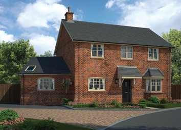 Thumbnail 4 bed detached house for sale in The Haddenham, Estone Grange, Chapel Drive, Aston Clinton, Buckinghamshire