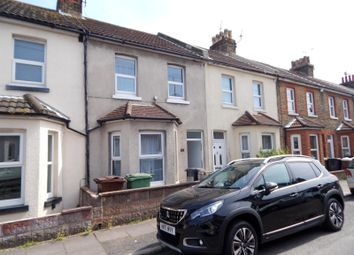 Thumbnail 2 bed terraced house to rent in Beltring Road, Eastbourne