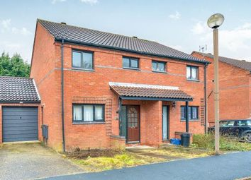 Thumbnail 3 bed semi-detached house for sale in Shelsmore, Giffard Park, Milton Keynes, Bucks