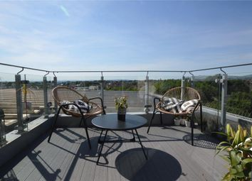 Thumbnail 2 bedroom flat for sale in Waterside House, Abbey Close, Taunton, Somerset