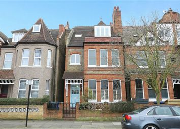 Thumbnail 5 bed terraced house for sale in Fairlawn Grove, Chiswick Park, Chiswick, London