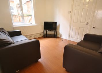 Thumbnail 4 bed town house to rent in Fosse Road South, Leicester
