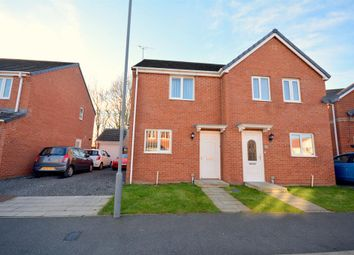 Thumbnail 2 bed terraced house for sale in Oakley Manor, West Auckland, Bishop Auckland