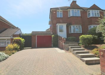 Thumbnail 3 bedroom semi-detached house to rent in Crossways, South Croydon