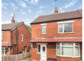 Thumbnail 3 bed semi-detached house for sale in Allenby Drive, Leeds