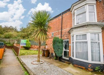 Thumbnail 2 bed end terrace house for sale in Montrose Street, Hull