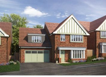 Thumbnail 5 bed detached house for sale in Moss Lea, Bolton, Greater Manchester