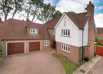 Thumbnail 5 bed detached house for sale in Stickens Lane, East Malling, West Malling