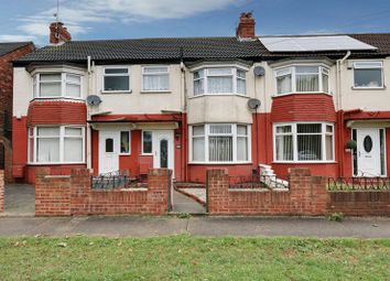 Thumbnail 3 bedroom terraced house for sale in Hessle Road, Hull