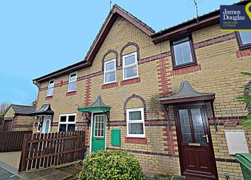 Thumbnail 2 bed terraced house for sale in Blaise Place, City Gardens, Cardiff
