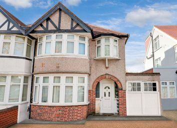 3 bed semi-detached house for sale in Crundale Avenue, London NW9