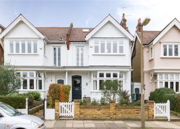 Thumbnail 6 bed semi-detached house for sale in Vicarage Road, London
