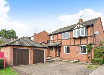 Thumbnail 4 bed property to rent in Clove Close, Earley, Reading