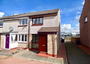 Thumbnail 2 bed end terrace house for sale in Rowanbank Crescent, Dumfries, Dumfries And Galloway