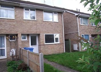 Thumbnail 3 bed semi-detached house to rent in Blandford Road, Hamworthy, Poole