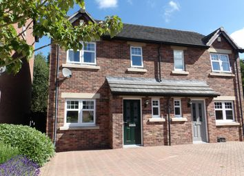 Thumbnail 3 bed semi-detached house for sale in Merlin Court, Carlisle