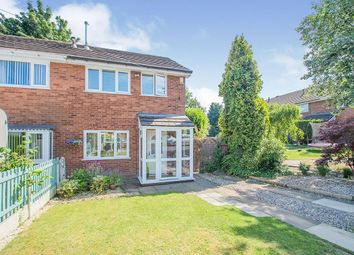 Thumbnail 3 bed semi-detached house for sale in Riverside Drive, Radcliffe, Manchester