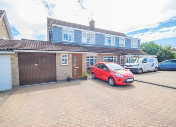 3 bed semi-detached house for sale in Brograve Close, Galleywood, Chelmsford CM2