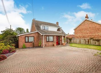 Thumbnail 4 bed detached house for sale in Chapel Road, Attleborough, Norfolk