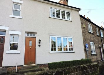 Thumbnail 2 bed terraced house to rent in Tamworth Street, Duffield, Belper, Derbyshire