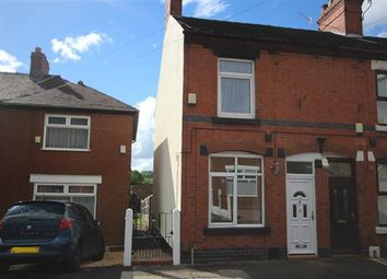 Thumbnail 2 bed end terrace house for sale in Christine Street, Bucknall, Stoke-On-Trent