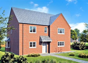 Thumbnail 3 bed semi-detached house for sale in Flaxwell Fields, Lincoln Road, Ruskington, Sleaford