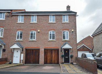 Thumbnail 3 bedroom town house for sale in James Drive, Calverton, Nottingham