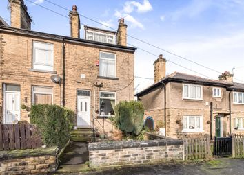 Thumbnail 4 bed end terrace house for sale in Hope View, Shipley