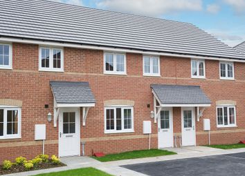 "Thumbnail 3 bedroom terraced house for sale in ""Finchley"" at Bay Court, Beverley"