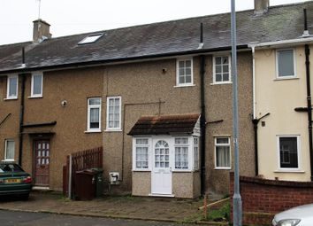 Thumbnail 3 bed terraced house for sale in Lichfield Road, Becontree, Dagenham
