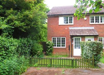 Thumbnail 2 bedroom end terrace house for sale in Medlar Close, Hedge End, Southampton