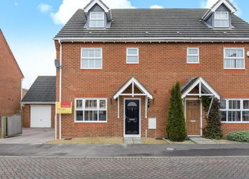Thumbnail 4 bed semi-detached house for sale in Thatcham, West Berkshire