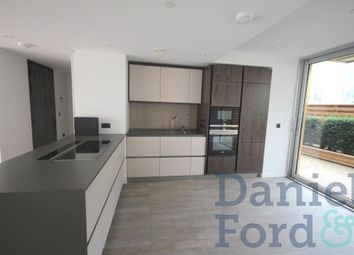 Thumbnail 3 bed flat to rent in Faraday House, Aurora Gardens, London
