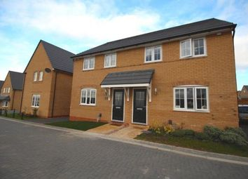 Thumbnail 3 bed semi-detached house for sale in Brudenell, Godmanchester, Huntingdon, Cambridgeshire
