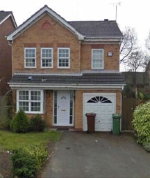 Thumbnail 4 bed detached house to rent in Vicarage Grove, Darnhall, Winsford