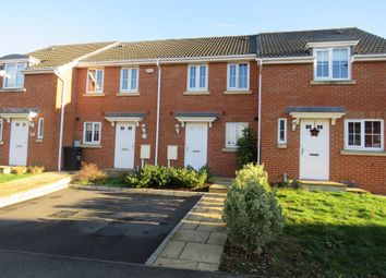Thumbnail 2 bed terraced house for sale in Blackbird Road, Corby