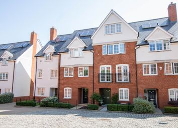 Thumbnail Town house for sale in South Road, Saffron Walden