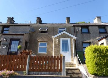 Thumbnail 3 bed terraced house for sale in Hyfrydle Road, Talysarn, Caernarfon
