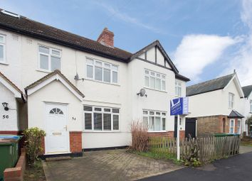 Thumbnail 3 bed terraced house to rent in Annett Road, Walton-On-Thames
