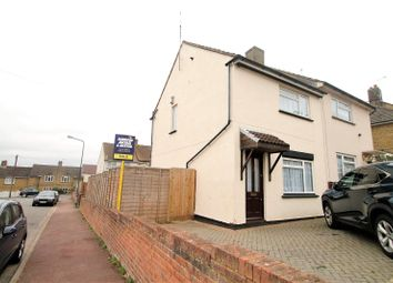 Thumbnail 2 bed semi-detached house to rent in Hatfield Road, Rochester, Kent