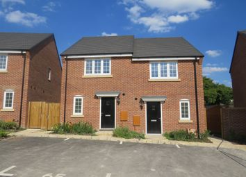 Thumbnail 2 bed semi-detached house for sale in Orpington Rise, Houghton Regis, Dunstable