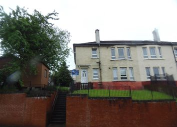 Thumbnail 3 bed flat to rent in Cruachan Street, Thornliebank, East Renfrewshire