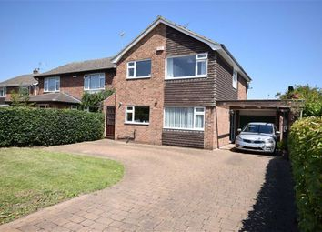Thumbnail 4 bed detached house for sale in Stenton Close, Southwell, Nottinghamshire