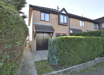 Thumbnail 3 bed end terrace house to rent in Langshott, Horley, Surrey