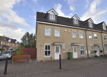 Thumbnail 3 bed terraced house for sale in Wharfdale Square, Cheltenham, Gloucestershire